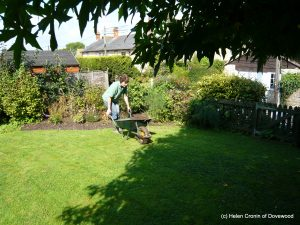 Horticultural Homemaker or Domestic Gardener