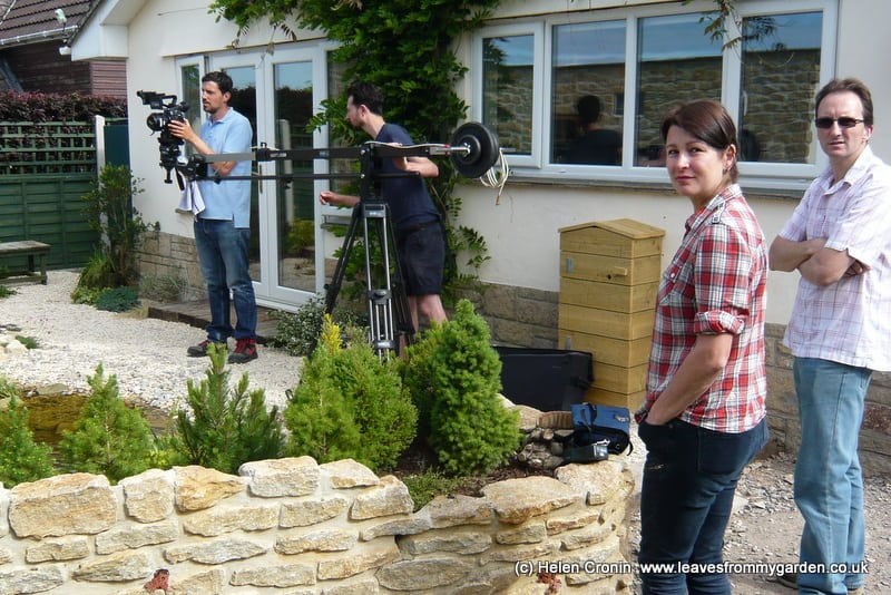film-crew-and-kew-advisor-for-norwegian-garden-in-dorset-prior-to-the-arrival-of-monty-don-to-read-more-go-to-leaves-from-my-garden-co-uk