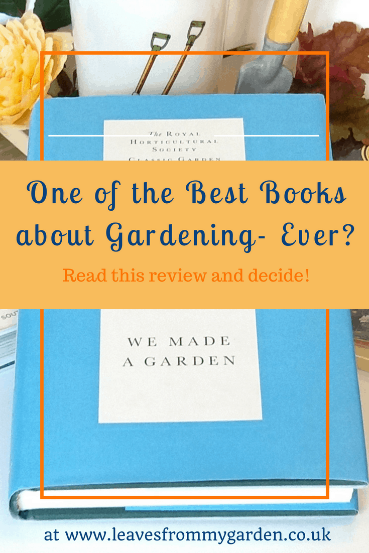 Margery Fish wrote what I think is the best book about gardening ever. To find out why read the full post at https://leavesfrommygarden.co.uk/best-book-about-gardening-ever/