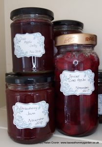 Pickles and Preserves at leavesfrommygarden.co.uk