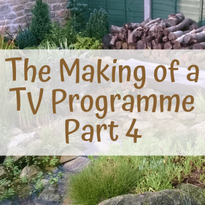 The Making of a TV Programme – Part 4