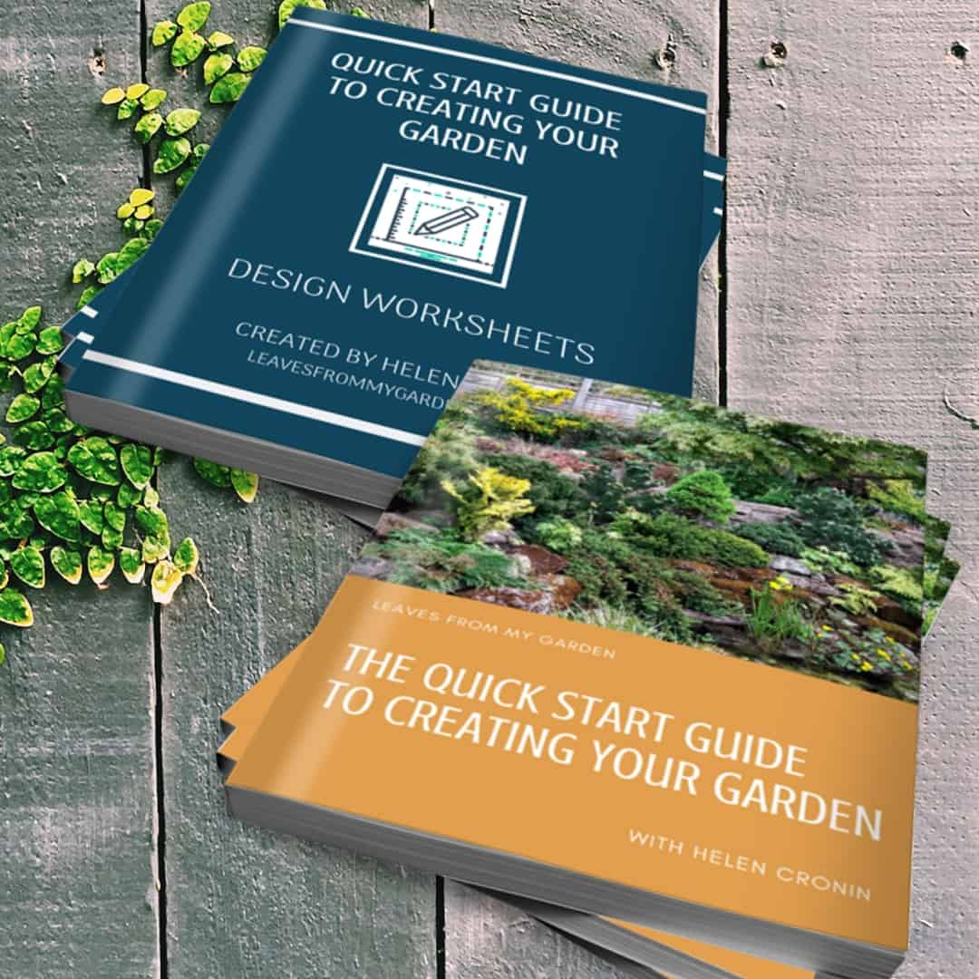 two-book-stacks-for-the-quick-start-guide-to-creating-your-garden